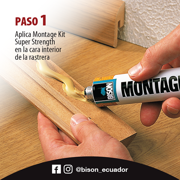 Montage Kit Super Strenght tubo 125